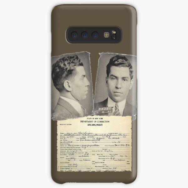 Lucky Luciano Wrap Sheet Samsung Galaxy Snap Case