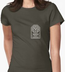 Candidate 51 - Austen (LOST) Womens Fitted T-Shirt