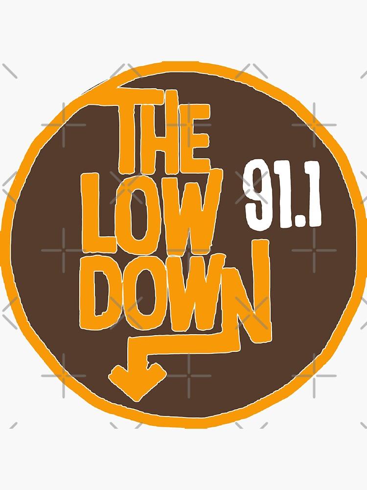 The Lowdown 91.1 Grand Theft Auto V radio los santos by dubukat