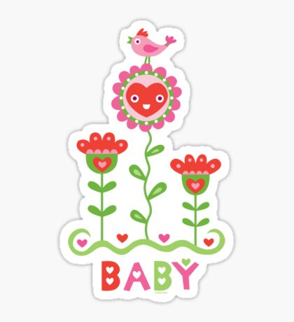 Happy Baby & kids clothes Sticker
