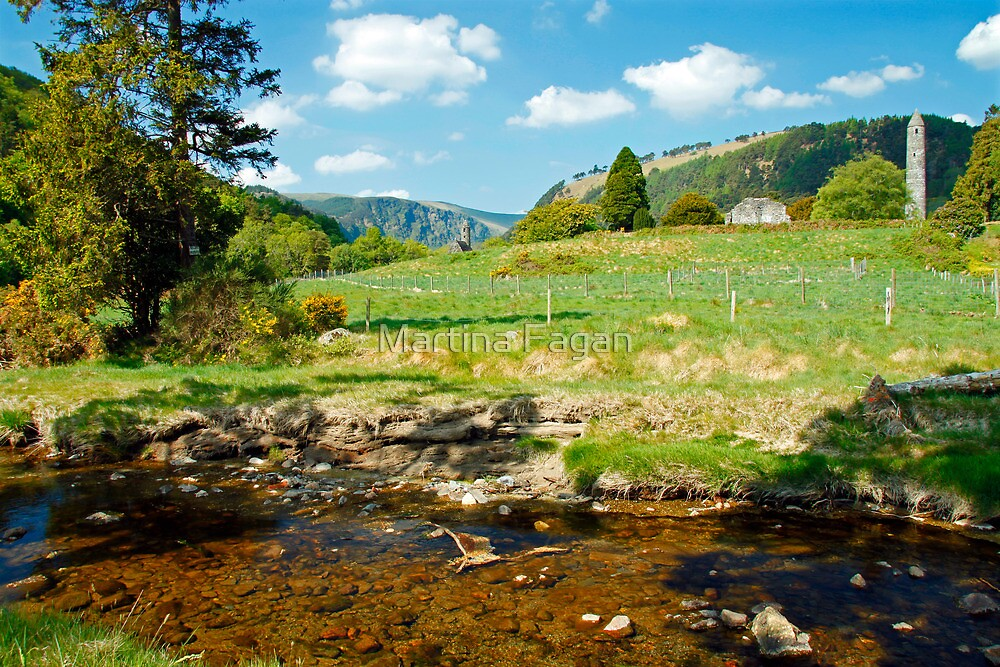 A day in Glendalough by Martina Fagan