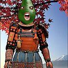 «Samurai De Aguacate» de JoelCortez