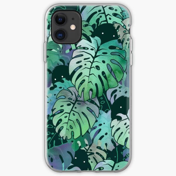 Monstera Monsters iPhone Soft Case