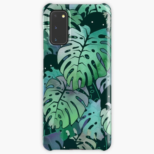 Monstera Monsters Samsung Galaxy Snap Case