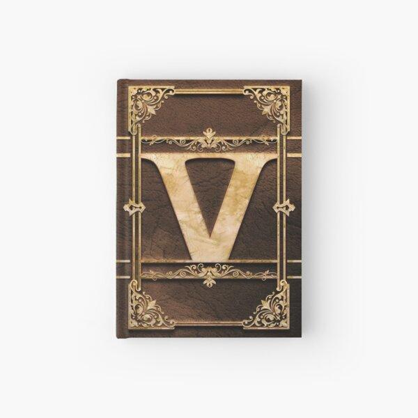Devil May Cry V's V Demon Journal DMC Style Inspired Book 5 Hardcover Journal