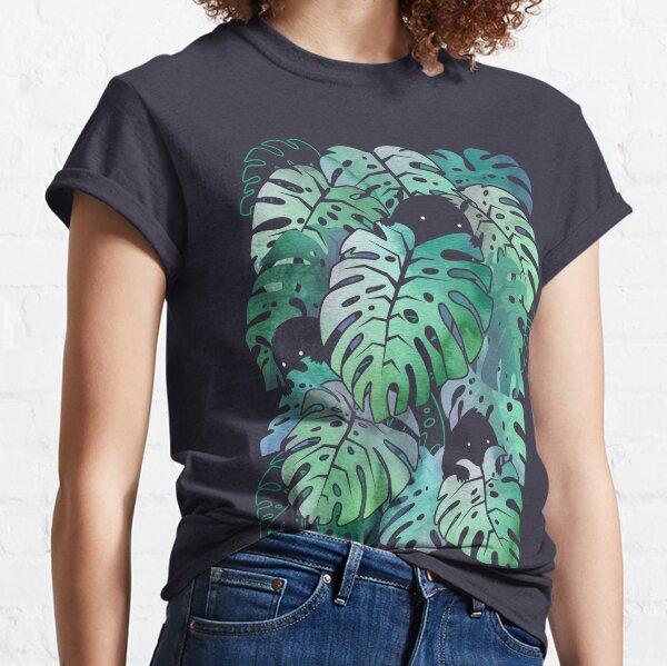 Monstera Monsters Classic T-Shirt