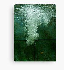 Bubbly Canvas Print