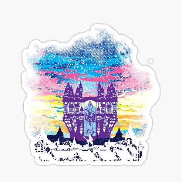 Daybreak Town Sticker