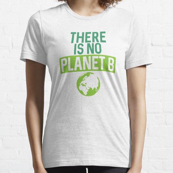 No hay planeta b Camiseta esencial
