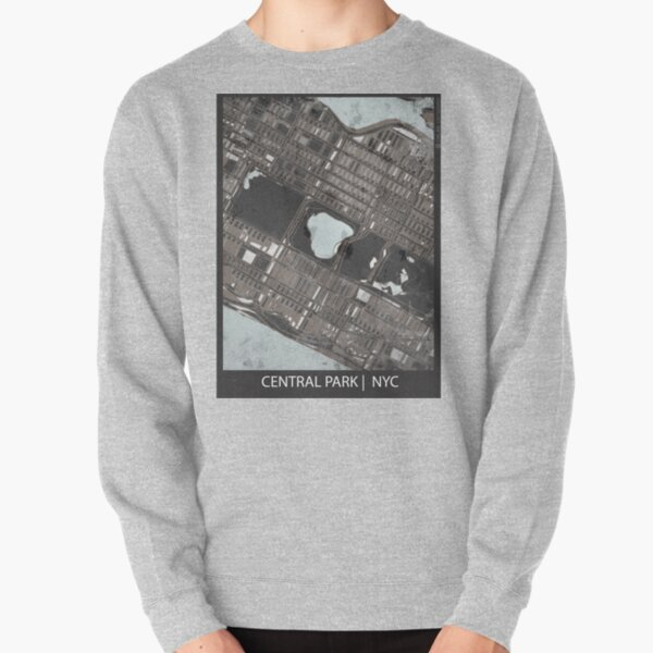 Central Park, NYC Pullover Sweatshirt