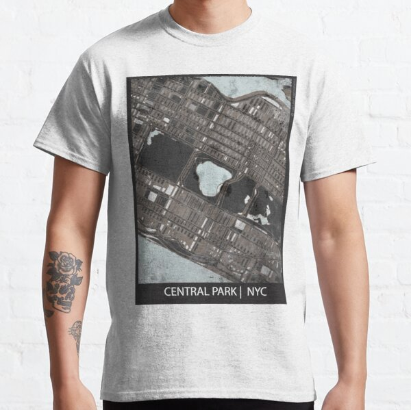 Central Park, NYC Classic T-Shirt
