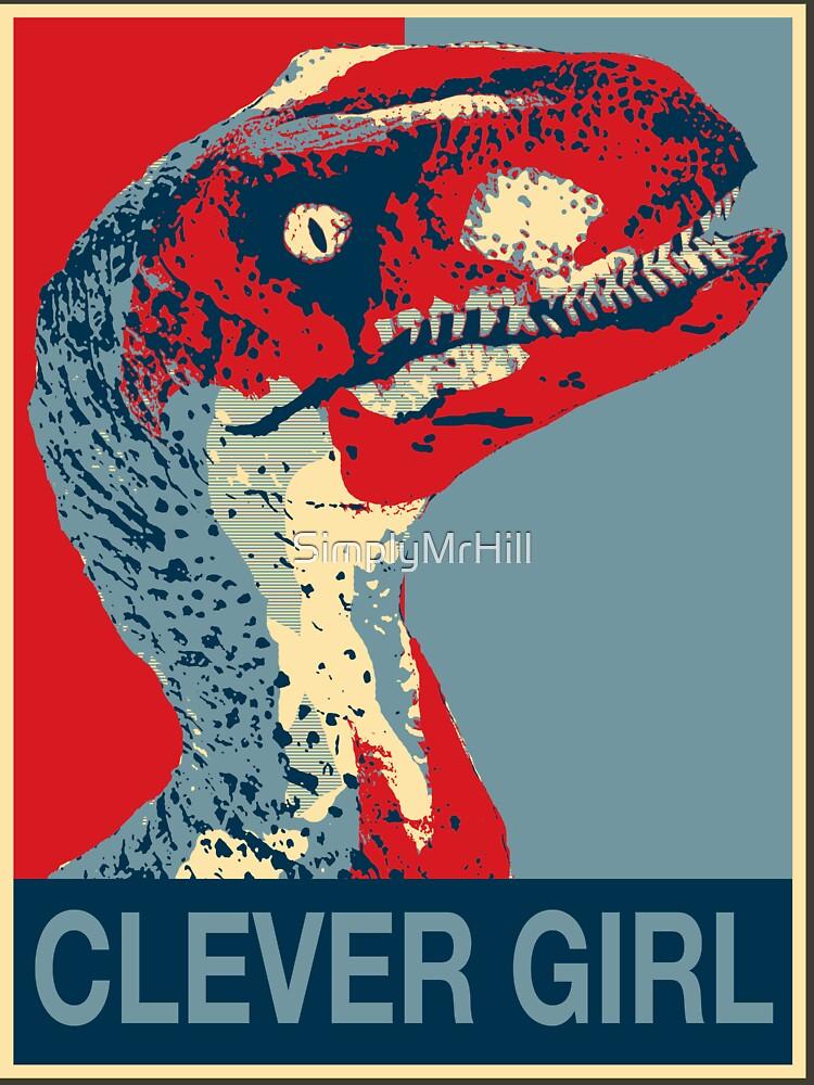 Raptor Propaganda - Clever Girl  | Unisex T-Shirt