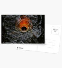 Big Mouth Postcards