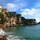 cliff side by jobe