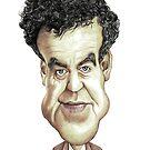 Jeremy Clarkson by Margaret Sanderson