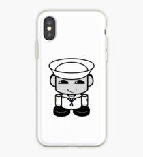 HERO'BOT Sailor Li Yi iPhone Case