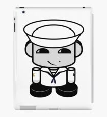 HERO'BOT Sailor Li Yi iPad Case/Skin