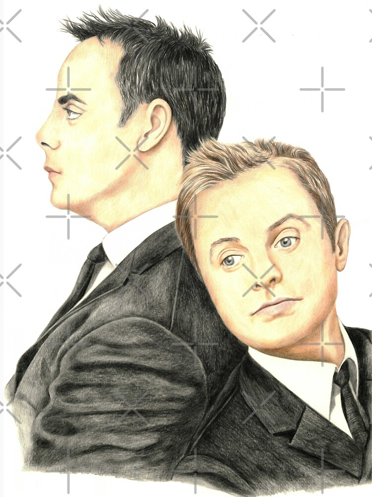 Ant and Dec by mags0412