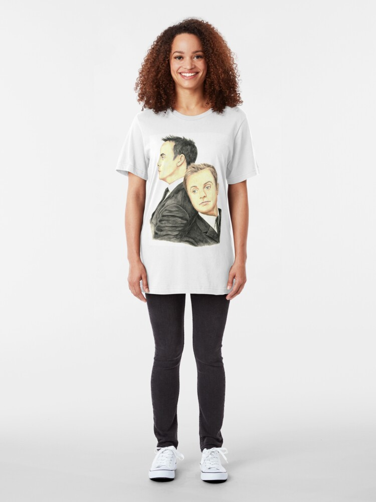 Alternate view of Ant and Dec Slim Fit T-Shirt