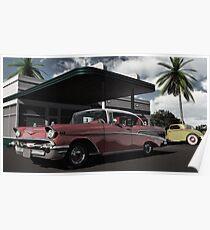 Ratso's Garage Poster