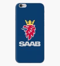 Saab logo products iPhone Case