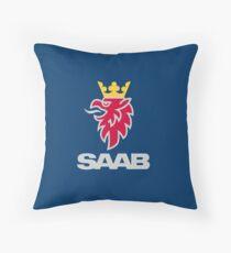 Saab-Logo-Produkte Dekokissen