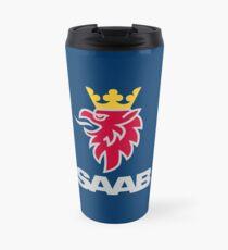 Saab-Logo-Produkte Thermosbecher