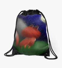 Starry Night Drawstring Bag