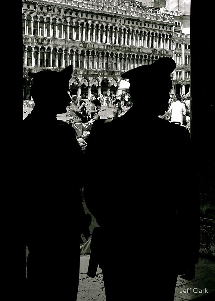 Carabinieri by Jeff Clark