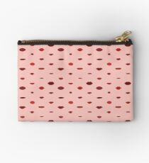 Lip Service Zipper Pouch