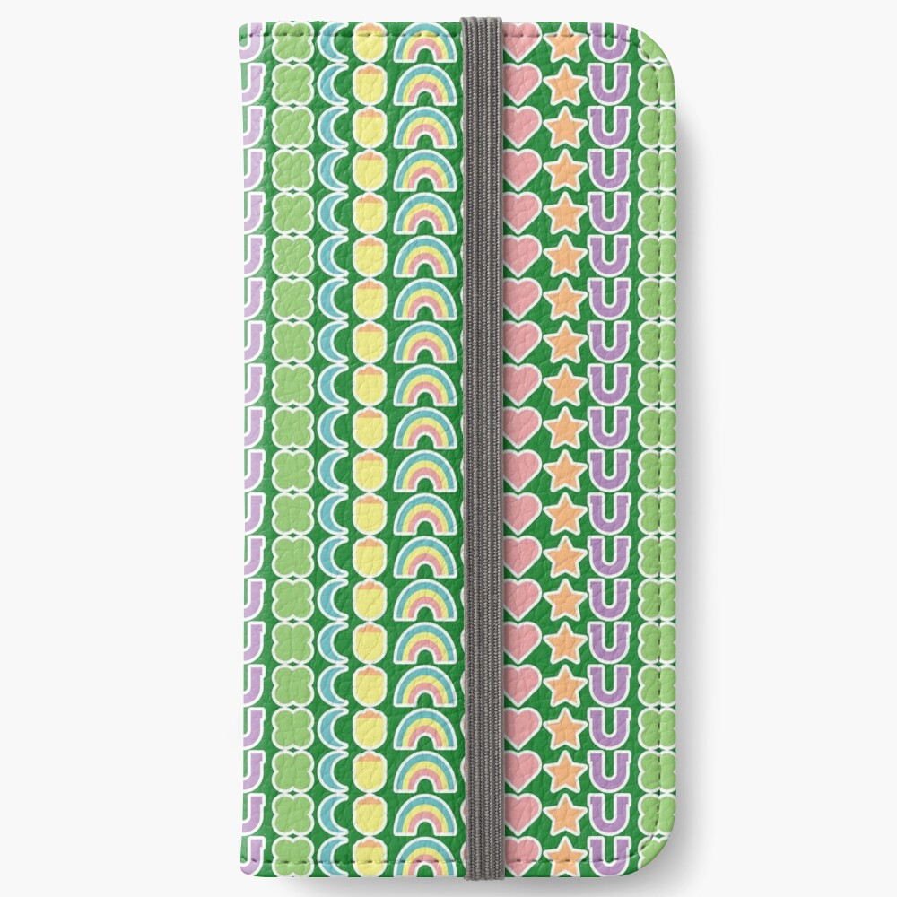Lucky Charms iPhone Wallet