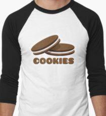 Cookies Baseball ¾ Sleeve T-Shirt