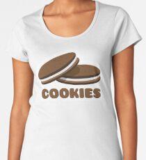 Cookies Premium Scoop T-Shirt