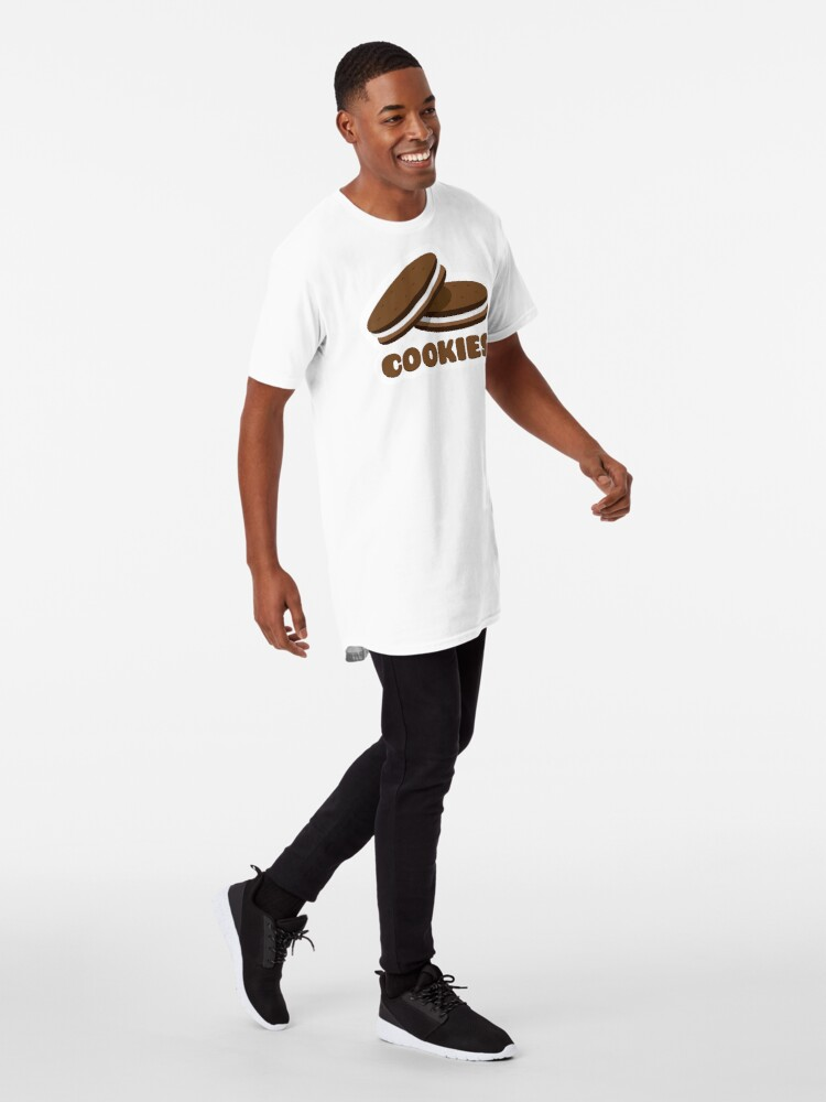 Alternate view of Cookies Long T-Shirt