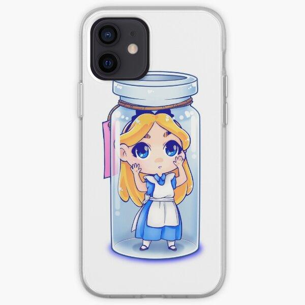 My Little Alice Funda blanda para iPhone