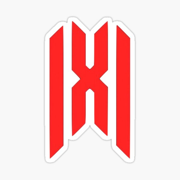 Monsta X Nouveau logo Sticker