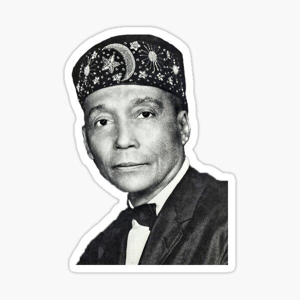 Black History Tee: Long Live Elijah Sticker