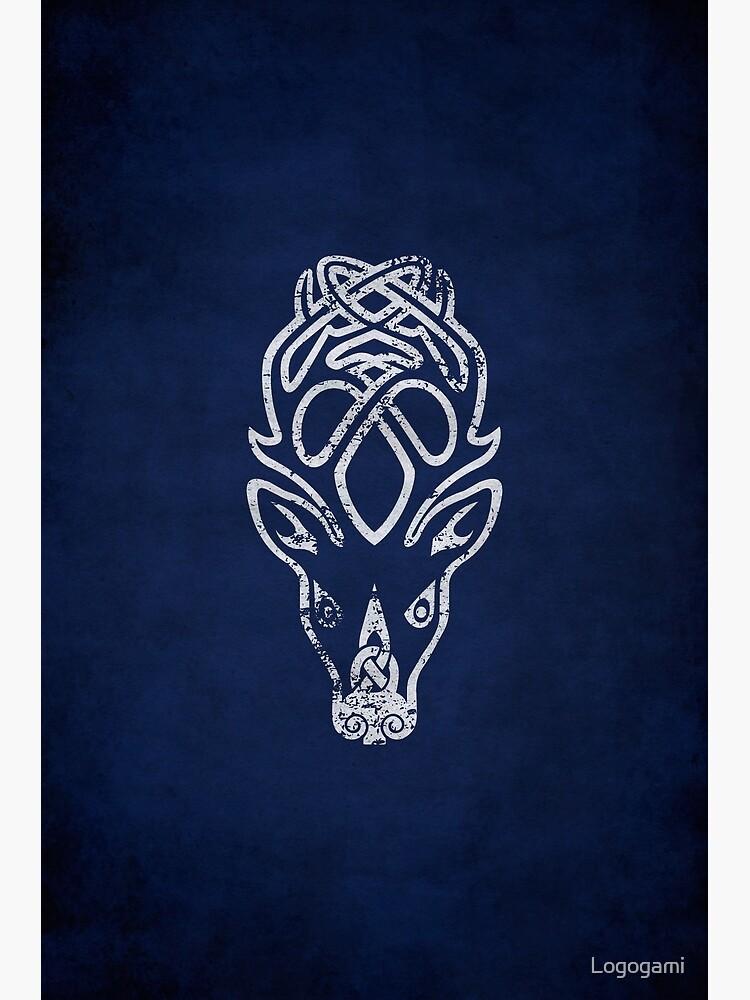 Falkreath Logo · Distressed by Logogami
