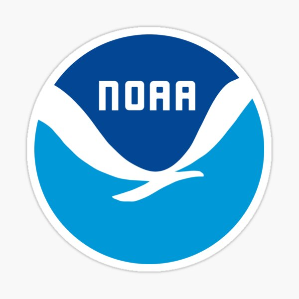 NOAA Logo Sticker
