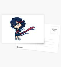 My Little Ryuuko Postales