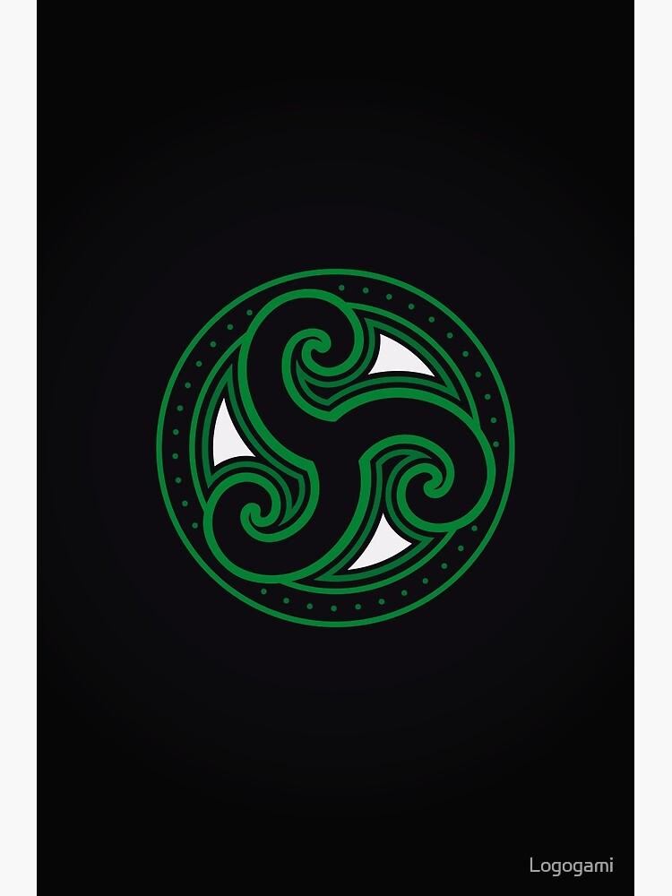 Morthal Logo by Logogami