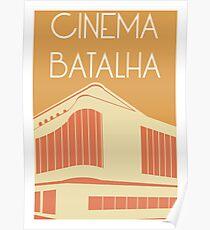 Cinema Batalha Poster
