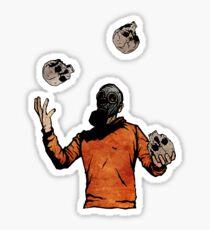 The Juggler Sticker