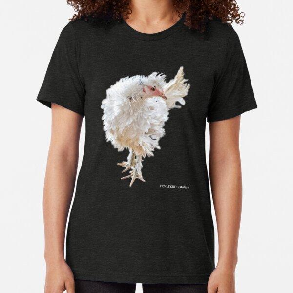 Frizzle Frazzle Tri-blend T-Shirt