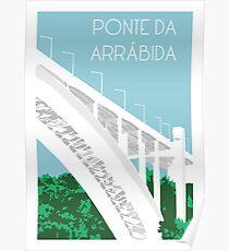 Ponte Arrábida Poster