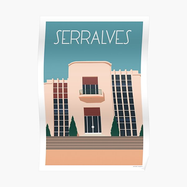 Serralves Poster