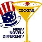 Probieren Sie einen Yankee Doodle Cocktail von aapshop