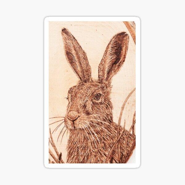 March Hare  Sticker