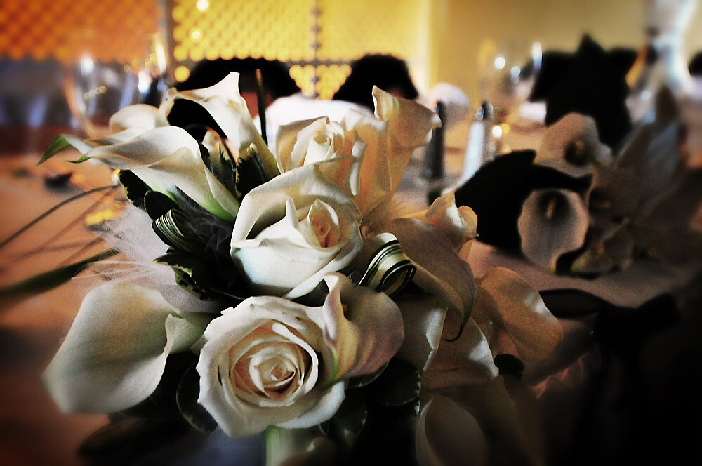 Wedding Bouquet by ivwilsoniv