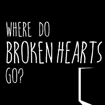 One Direction - Where do broken hearts go? by carolanneroyer